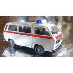 * Herpa Military 000408 VW Bus Royal Military Police 1:87
