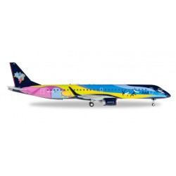 * Herpa Wings 557771  Azul Brazilian Airlines Embraer E195