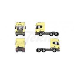 "* Tekno 80469681  Scania 4er Topline 6x2 Solo-Zugmaschine ""125 Jahre Scania"""