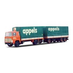"* Tekno 80469126  Scania 111 canvas semitrailer ""Appels"""
