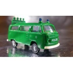* Brekina 33085 VW T2 Police Bus STAU