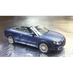 Wiking 1320230 Audi A4 Cabriolet Metallic Finish Car