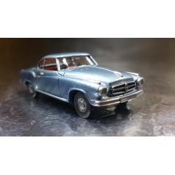Wiking 08233527 Borgward Isabella Coupe