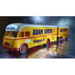 Brekina 57700 Adam Kroth Lorry and Trailer