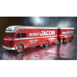Brekina 57750 Meinolf Jacobi Lorry and Trailer