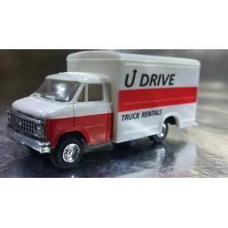 Trident 90122 U Drive Truck Rentals VAN