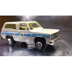 Trident 90106 New York City Parks 4 x 4 Vehicle