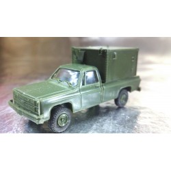 Trident 90006 US Military Transport Vehicle with Removable Load