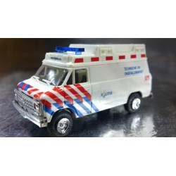 Trident 90131 Politie Technische-EN Ongevallendienst Traffic Police Vehicle
