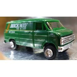 Trident 90075 Cargo Van Fuel Oil Corr Rockway