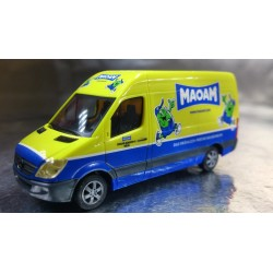 "* Herpa Cars 047722  Mercedes-Benz Sprinter ""MAOAM"""