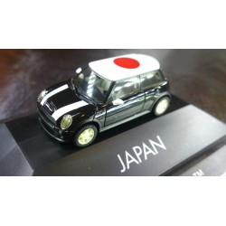 * Herpa Cars 101493  Mini Cooper S™ Japan, PC Box