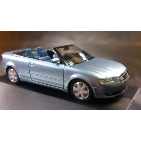 * Herpa Cars 101356  Audi A4 convertible PC Box
