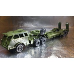 * Herpa Military 743327  M 26 US tank transporter