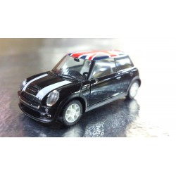 Herpa Cars 34004 Mini with UK Roof Flag