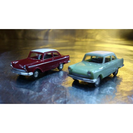 * Herpa Cars (Magic) 451598  DKW Junior 2 cars in pack