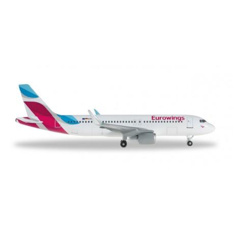 * Herpa Wings 528214  Eurowings Airbus A320