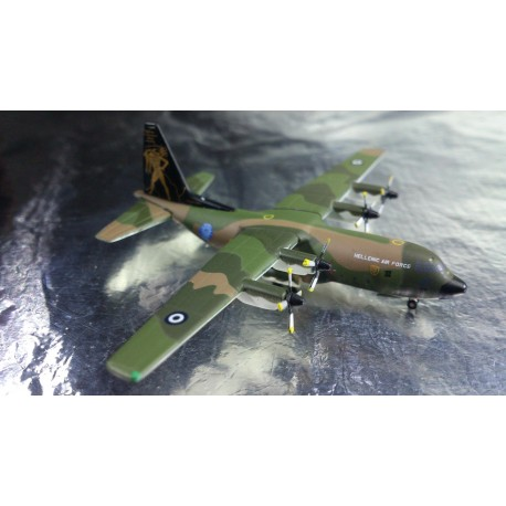"* Herpa Wings 506953  Hellenic Air Force 356 Transport Squadron Lockheed C-130 Hercules ""Hercules"""