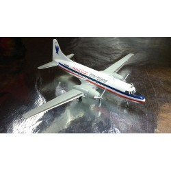 * Herpa Wings 552486  American Inter-Island Convair CV-440 Metropolitan