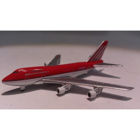 * Herpa Wings 570336 Boeing 747SP 60th Anniversary