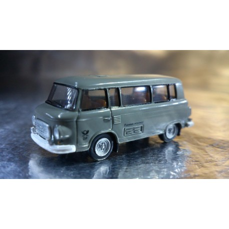 "* Herpa Cars 066365  Barkas B 1000 Bus ""mail and tele-services"""