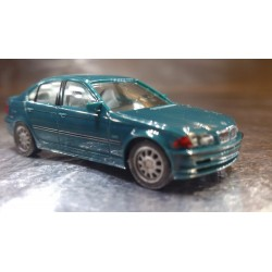 * Herpa Cars 022545 T BMW 328i 98 Turquoise
