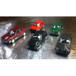"* Herpa Cars 291781  Set ""used cars"""