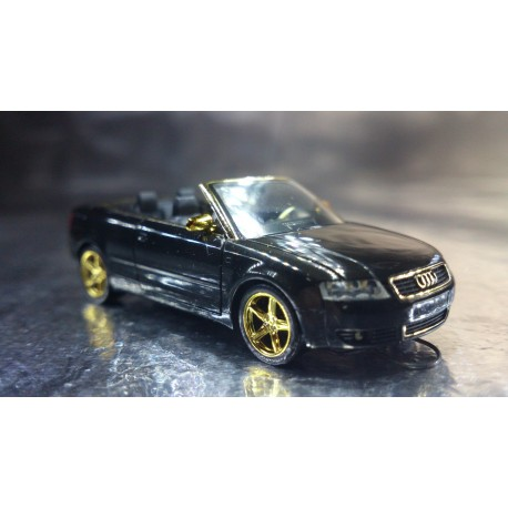 * Herpa Cars 20022 2 Advent Audi Cabriolet With Display Box