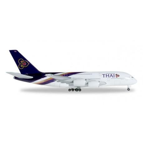 * Herpa Wings 502306-004  Thai Airways Airbus A380-800