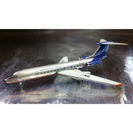 "* Herpa Wings 505086  Aeroflot Tupolev TU-134A ""Aeroflot Nord"""