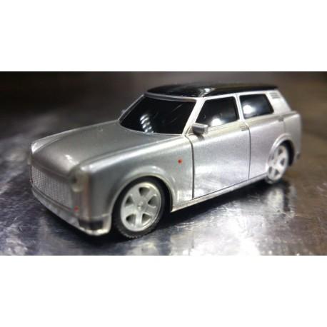 Herpa Cars 033916  NewTrabi, metallic