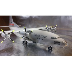 "* Herpa Wings 554978  USAF Antonov AN-12 ""305th Airlift Wing, McGuire AB"" (Meridian Aviation)"