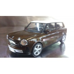 * Herpa Cars 070621  Trabant nT, brown metallic, PC Display Box