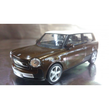 * Herpa Cars 070621  Trabant nT, brown metallic, PC Display Box
