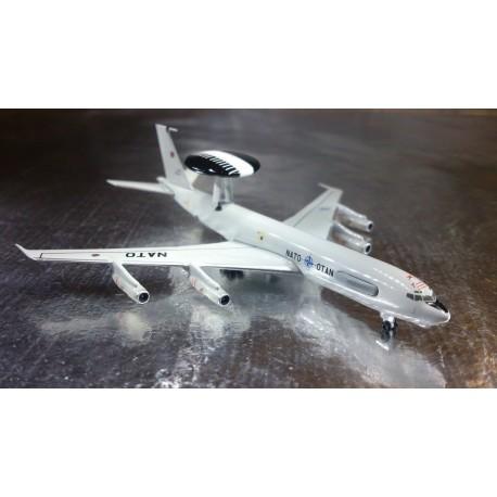 Herpa Wings 515139-001  NATO Boeing E-3 AWACS