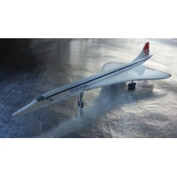 * Herpa Wings 527477  British Airways Aérospatiale-BAC Concorde (Negus colors)