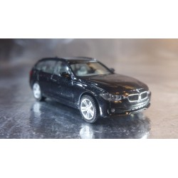 * Herpa Cars 038225-002  BMW 3er Touring™, saphir black metallic