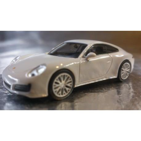 * Herpa Cars 038546  Porsche 911 Carrera 2 S Coupé, carrara white metallic