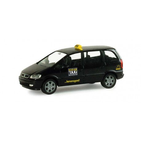 "* Herpa Cars 048040  Opel Zafira ""Taxi"""