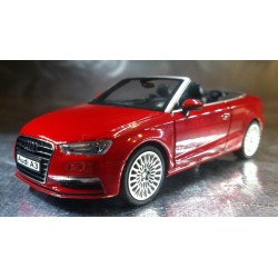 * Herpa Cars 070805  Audi A3® Cabrio, brilliant red