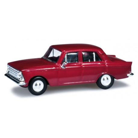 * Herpa Cars 024365-002  Moskwitsch 408, wine red