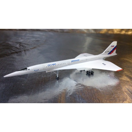 * Herpa Wings 529426  NASA Supersonic Flying Laboratory Tupolev TU-144L