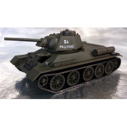 "* Herpa Military 745659  T-34/76 Sowjet n´middle armor ""Für die Heimat"", battle in Poland 1944"