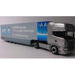 * Herpa Trucks Herpa 280501 R TL Koffersattlezug 61 IAA 2006 Massstab