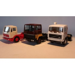 * Herpa 289528 Rigid tractor Set 30 Anniversary of Herpa Models