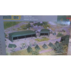 * Herpa 745826 Military: Assembly Kit Tents (7 Tents)