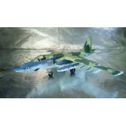 "* Herpa Wings 82MLCZ7205  Czech Air Force Sukhoi SU-25K ""Frogfoot"" 32nd zTL"
