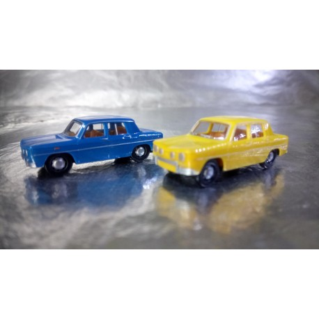 * Herpa Cars (Magic) Herpa 452502 Renault 8 Gordini 2 cars in pack