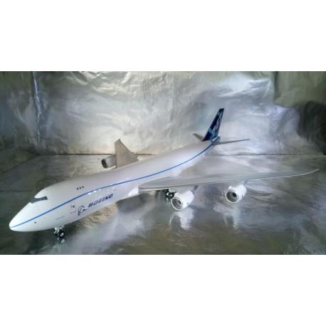 "* Herpa Wings 553858  Boeing 747-8F ""Lite"" Flight Test Livery"