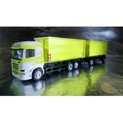"* Herpa Trucks 307345  Scania R HL container trailer ""Sven Brandt Transporte"""